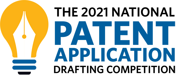 2021 National Patent Application Drafting Competition logo