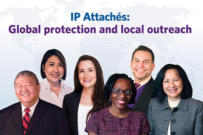 IP attaches