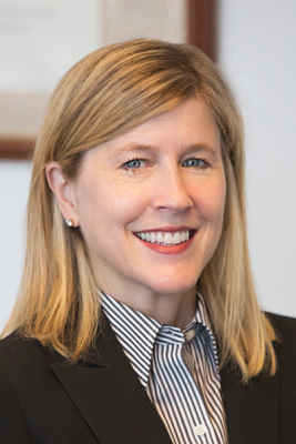 Photo portrait of USPTO's Deputy CIO Debbie Stephens