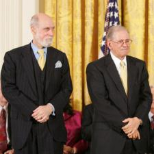 Vinton Gray Cerf and Robert E. Kahn