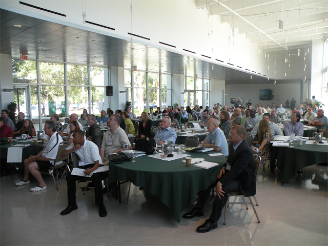 Attendee's at the Florida Independent Inventors Conference