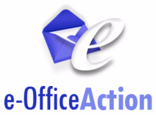 e-Office Action Logo