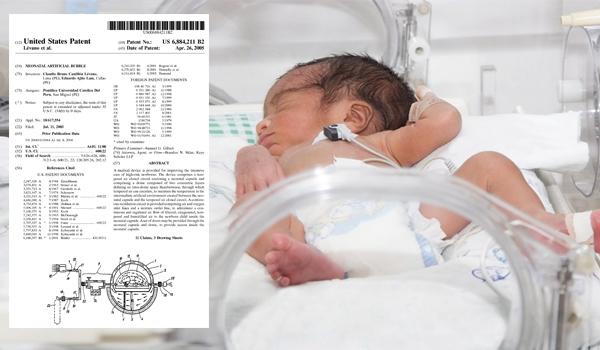 Neonatal artificial bubble