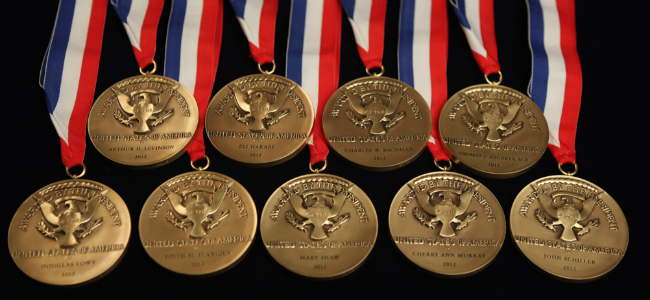 National Medals of Technology and Innovation (NMTI)