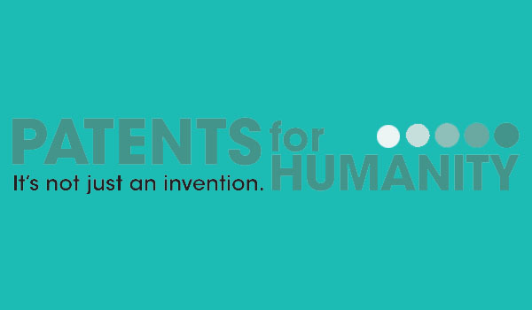 Patents for humanity - It's not just an invention