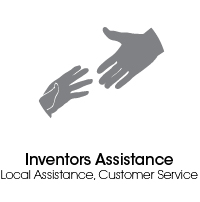Inventors Assistance, Local Assistance, Customer Service