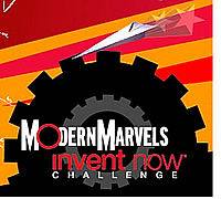 Modern Marvels Invent Now Challenge