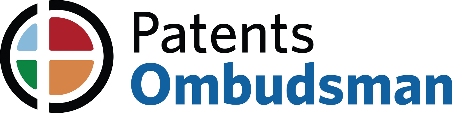 Patents Ombudsman Logo