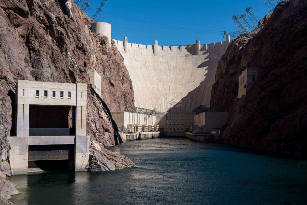 Image: Hoover Dam today