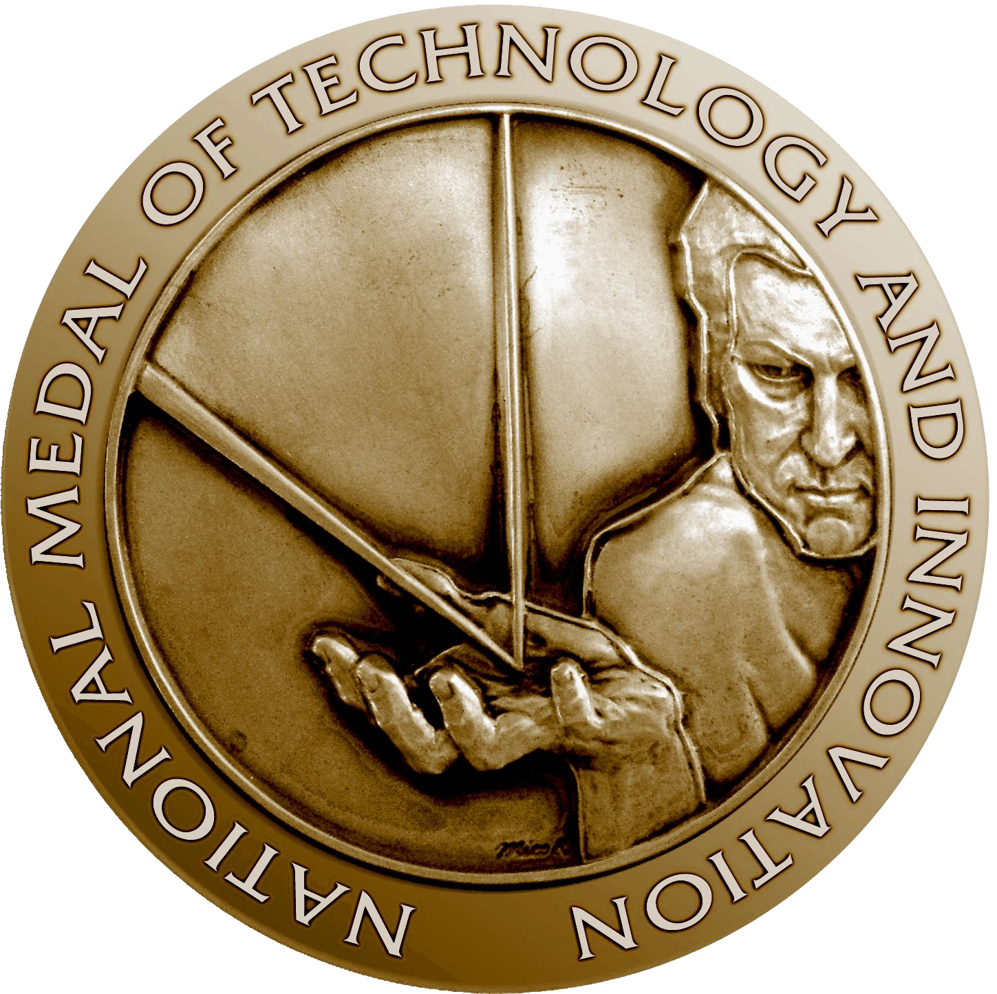 Medal image reads: National Medal of Technology and Innovation