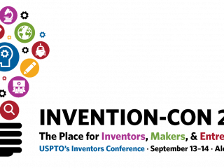 InventionCon 2019: USPTO's inventors conference -- Sept 13-14 -- Alexandria, VA