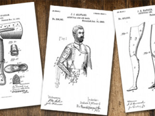 Multiple prosthetics patents
