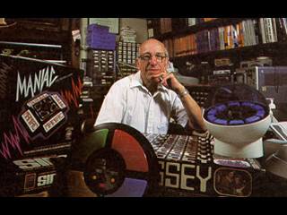 Ralph Baer and some of his many inventions