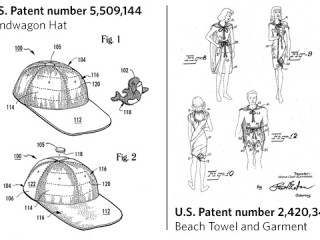 Pick 5 patents