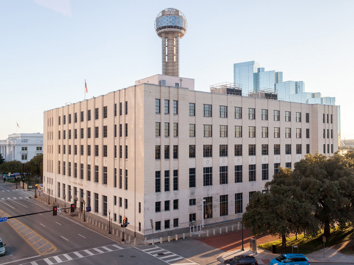 Terminal Annex Federal Building, Texas Regional U.S. Patent and Trademark Office