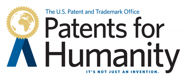 Patents for Humanity logo
