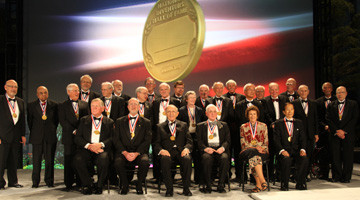 2012 National Inventors Hall of Fame Inductees