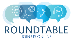 Roundtable -- join us online