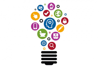 Invention Con logo