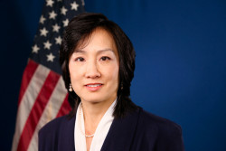 Under Secretary of Commerce for Intellectual Property and Director of the United States Patent and Trademark Office, Michelle K. Lee