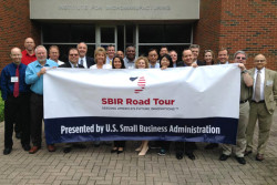 SBIR group photo