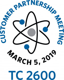 TC 2600 Customer Partnership Meeting March 5, 2019