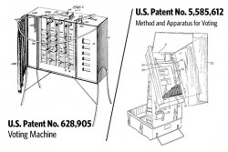 Voting machine patents