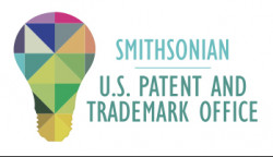 Logo of Smithsonian US Patent and Trademark Office