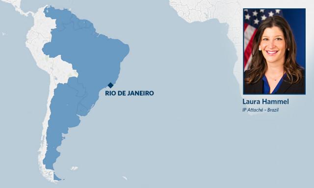 IP Attaché — Brazil | USPTO