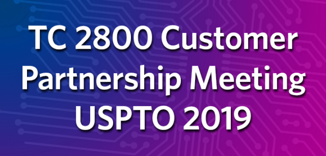 TV 2800 customer partnership meeting 2019