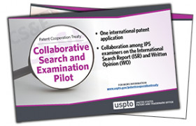 Postcard: Collaborative Search and Examination Pilot