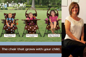 Go with me chair advertisement
