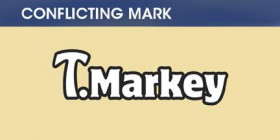 Conflicting mark -- T. Markey