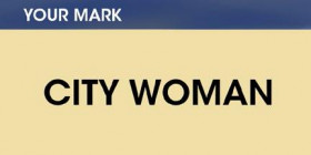 Your mark -- City woman