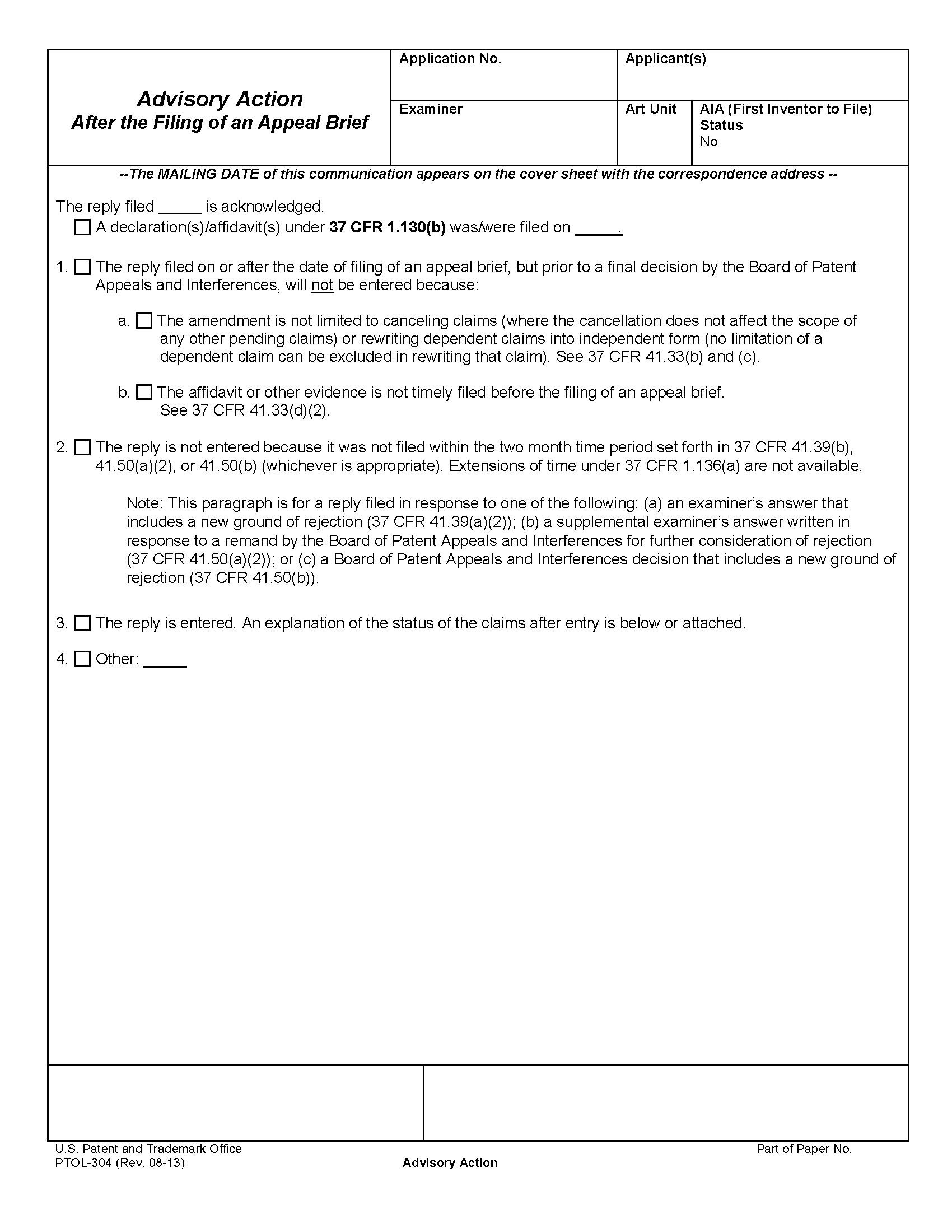 vic gov how to write a bried
