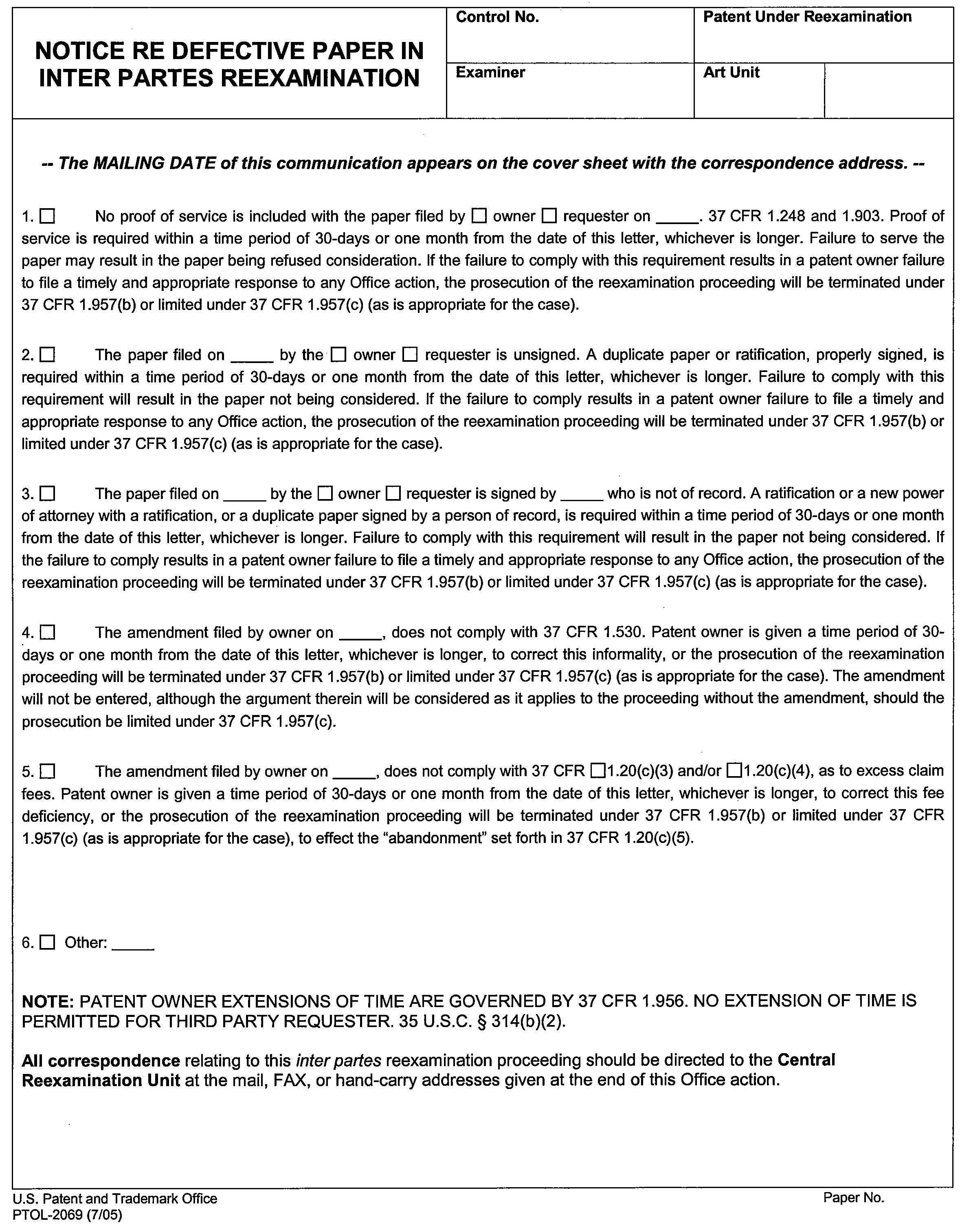 2666 Patent Owner Response To Office Action