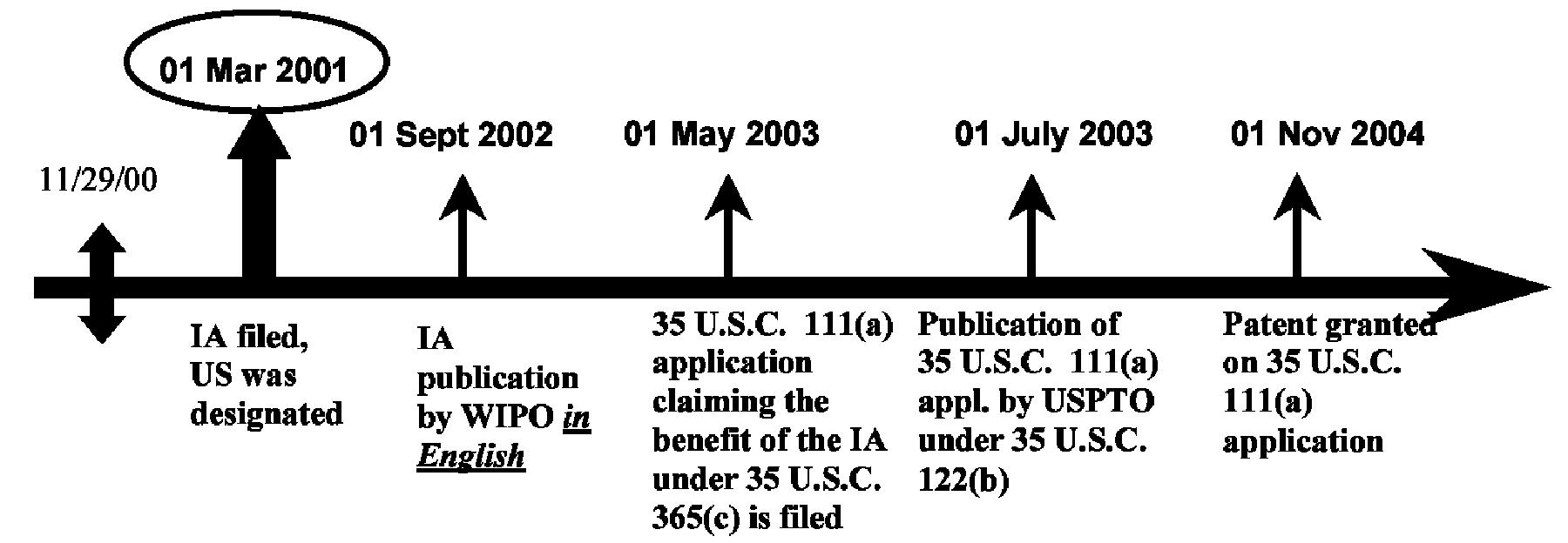 706 rejection of claims example 7 references based on a 35 usc 111a application which is hexwebz Gallery