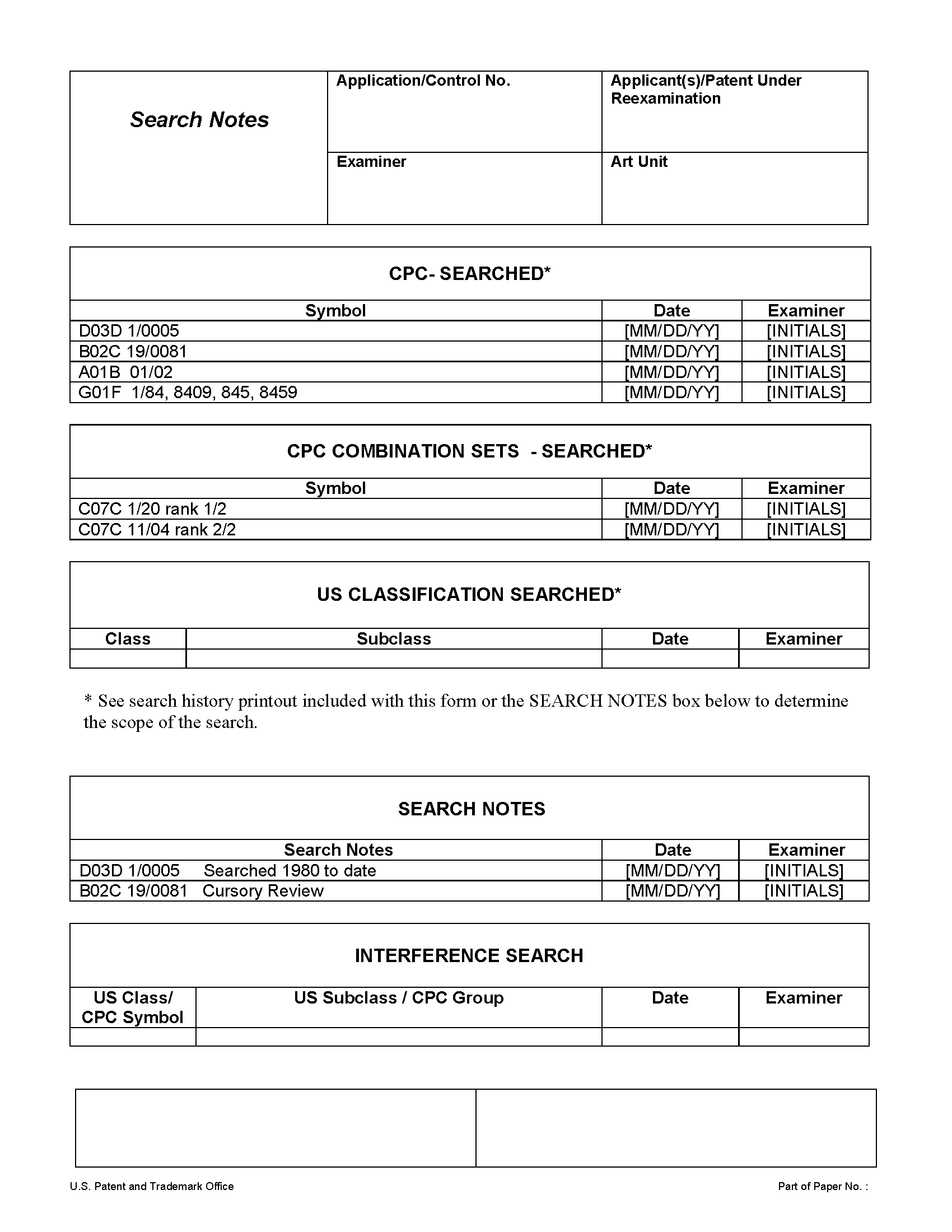 Dating website patenter