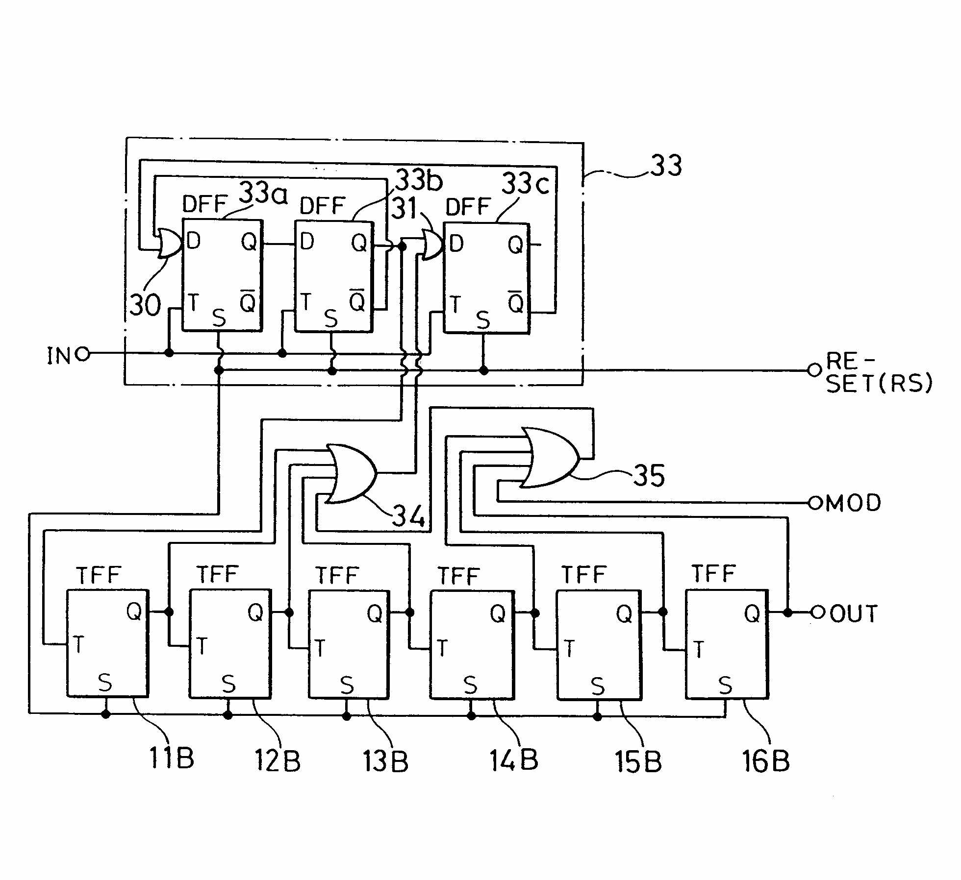 Beaufiful Pulse Counter Circuit Diagram Images Gallery Rpm Digit Led Driver Tradeoficcom 16b Schematic Wire Center